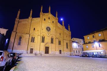 Pavia Chiesa di Santa Maria del Carmine