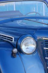 old car retro vintage style