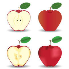 Apple, vector