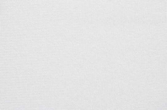 texture of white canvas background