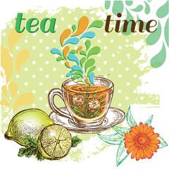 tea time set collection