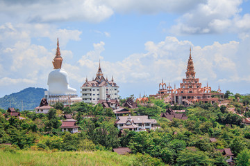 Phasornkaew Temple Khao Kho