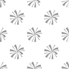 seamless pattern with firework