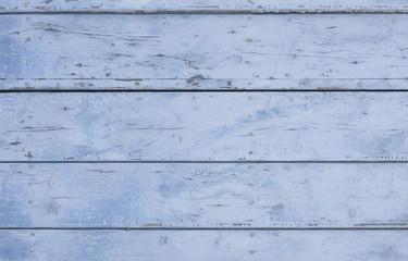 Blaue Bretter Planken Latten Holz Hintergrund mit Textfreiraum
