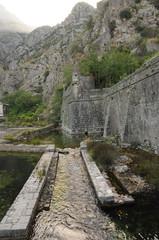 Kotor River Gate