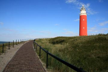 Leuchtturm auf Texel Holland