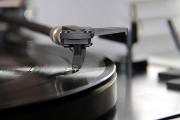 Plattenspieler Nadel Tonabnehmer