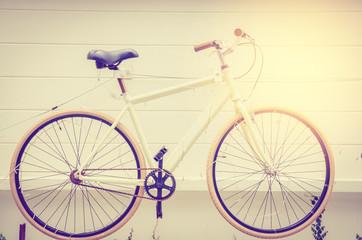 bicycles retro background