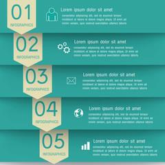 Modern Design infographics Vector EPS 10