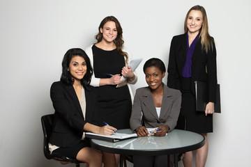 Diverse Group of Businesswomen