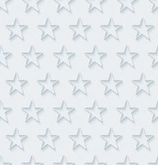 Light gray stars wallpaper.