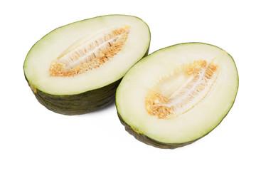 Honigmelone, Melone grün