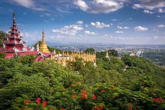 Viewpoint at Mandalay Hill