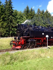 Harzer Dampflok