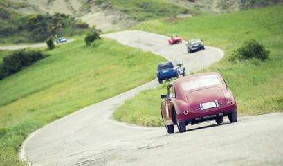 In vacanza con l'auto d'epoca