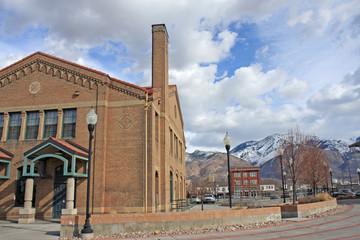 Ogden Station, Utah