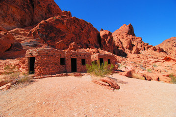 The Cabins / The Cabins at the Valley of Fire in Nevada