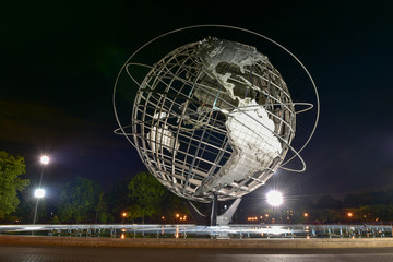 Unisphere Sculpture - New York