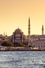 One of the many Mosques in Istanbul, Turkey