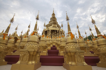 5000 pagodas in thailand