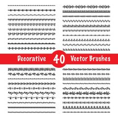 Vector Brush Set