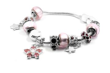 Ladies bracelet charms