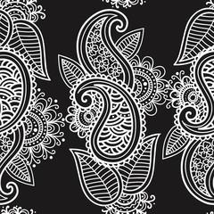 Mehendi abstract background