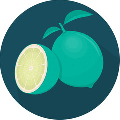 Art Fruit Lime