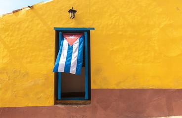 Deurstickers Havana Cuba