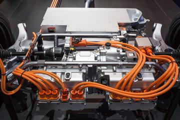 Modern hybrid transmission