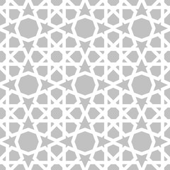 Moroccan pattern. Eastern traditional style.