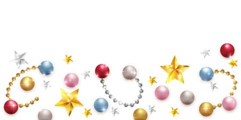 クリスマス 星 背景