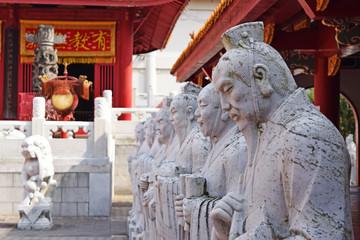 秋の長崎観光 孔子廟