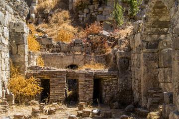 Phaselis antike Stadt
