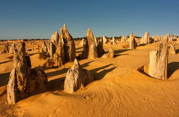 Poster de jardin Desert de sable The Pinnacles of Nambung National Park