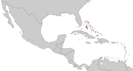 Mittelamerika - Bahamas