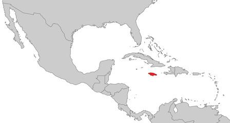 Mittelamerika - Jamaika