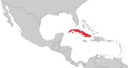 Mittelamerika - Kuba