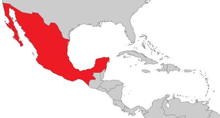 Mittelamerika - Mexiko