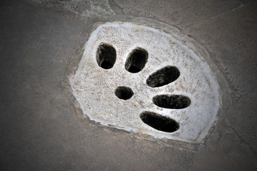 ancient sewage system