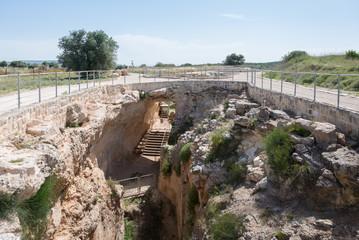 Sepphoris water system