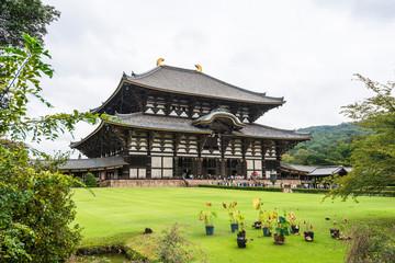 奈良 世界遺産 東大寺 大仏殿