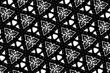 Черно-белый орнамент. 3.5