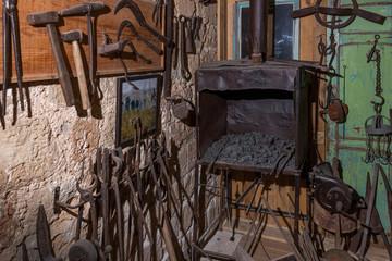 Treasures in the Walls Museum