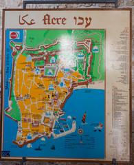 Akko map