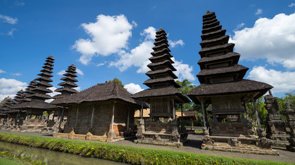 Taman Ayun temple is a royal temple of Mengwi Empire located in Mengwi, Badung regency that is famous places of interest in Bali, Indonesia.