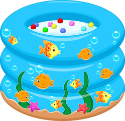 Baby Bath Tub cartoon
