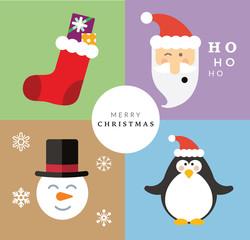 Christmas Decoration Set IX