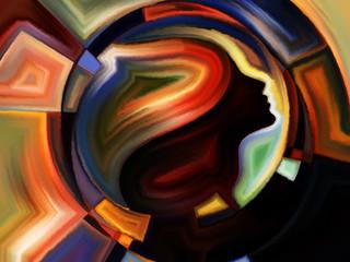 Glow of Inner Geometry
