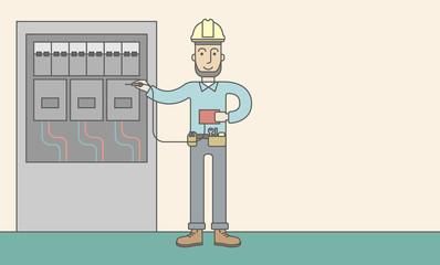 Eelectrician.